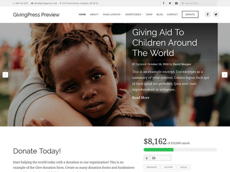 GivingPress