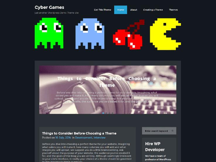 Cybergames