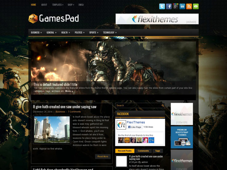 GamesPad