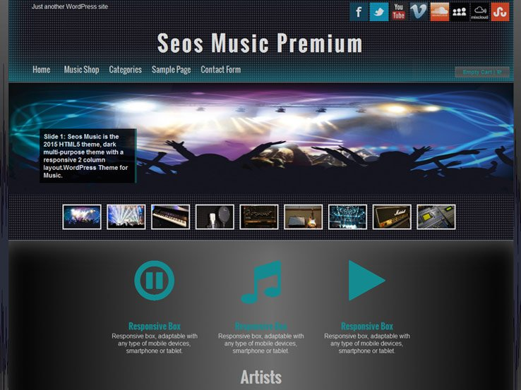 Seos Music