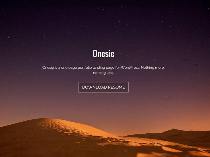 Onesie