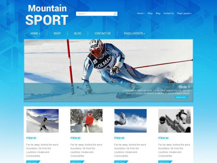 Mountain Sport