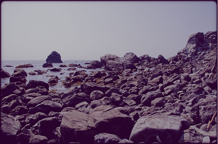 Free Stock Photography - Seashore