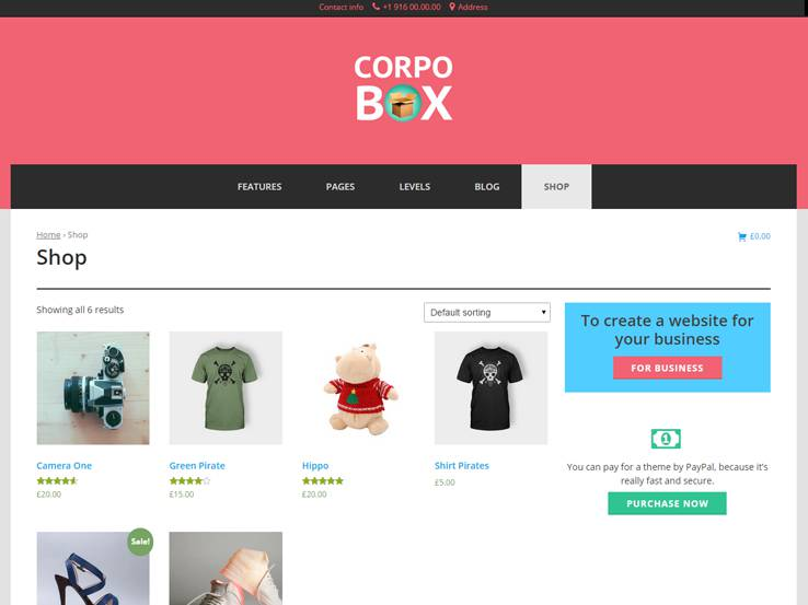 CorpoBox Lite