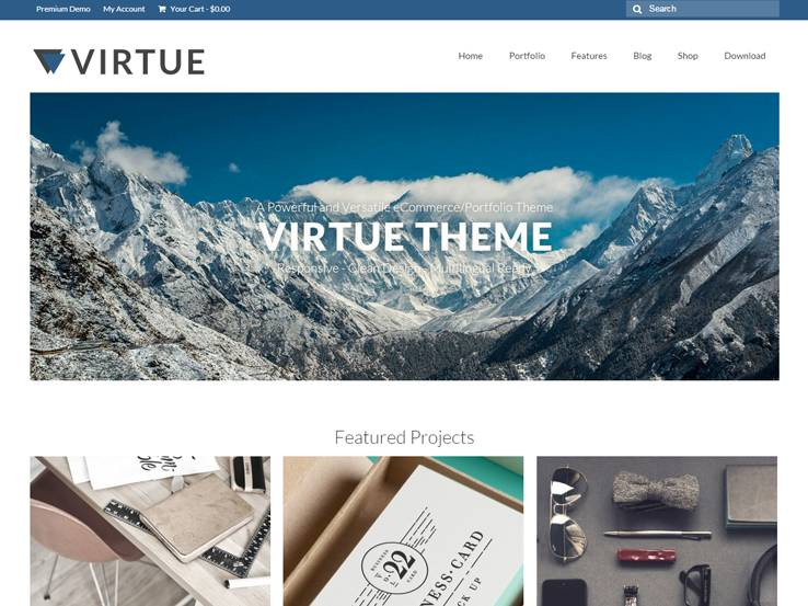 Virtue  by Kadence Themes