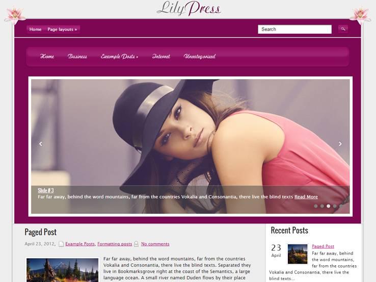 LilyPress