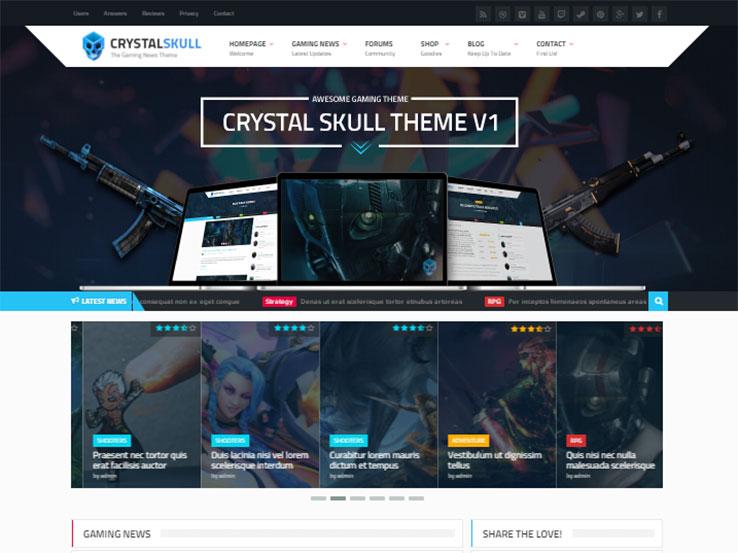 CrystalSkull