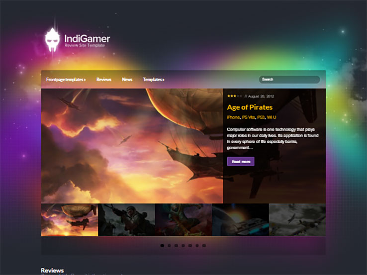 30+ Best WordPress Gaming Themes 2019