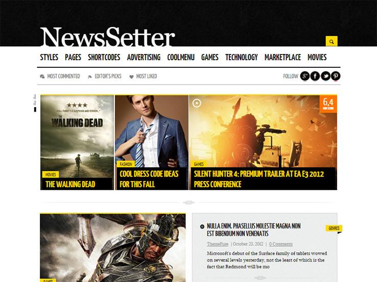 News Setter