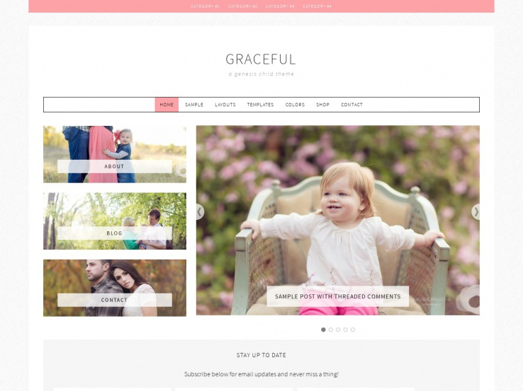 60+ Best Girly WordPress Themes in 2017