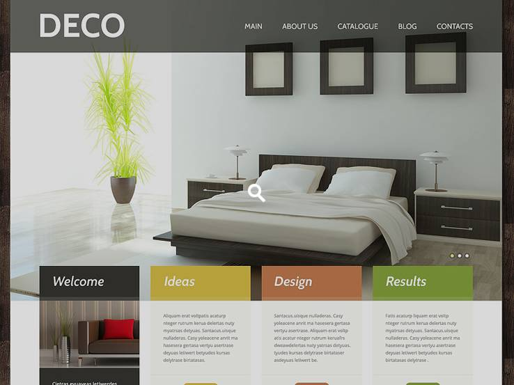 Deco Interior Design