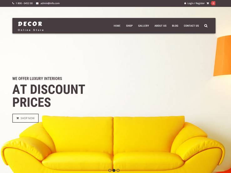 85 Best Interior Design Wordpress Themes