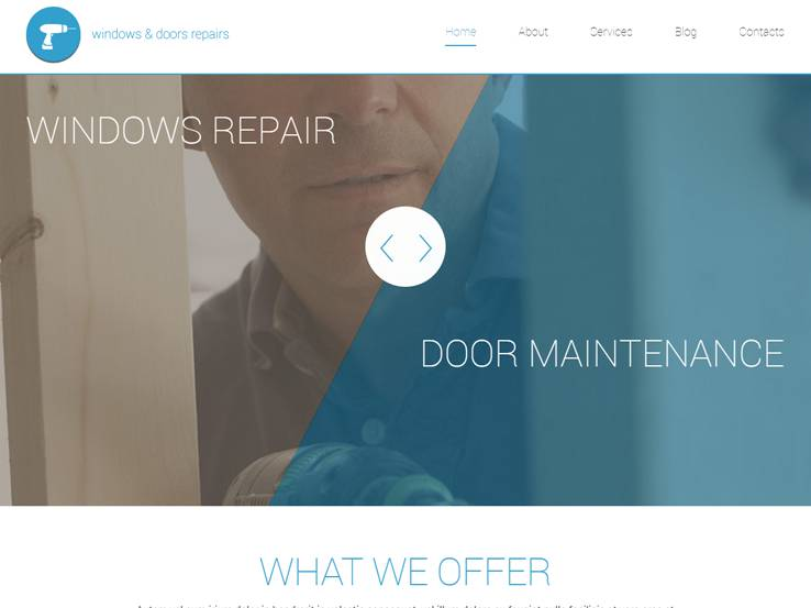 Windows Doors Repair