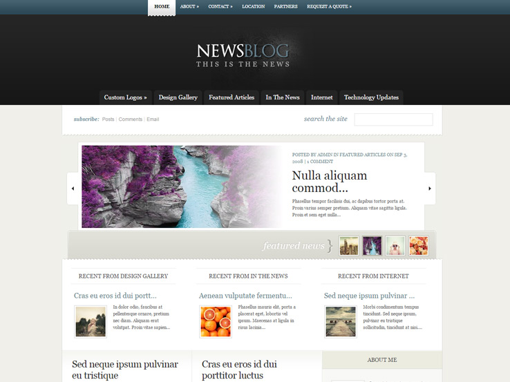 eNews from ElegantThemes