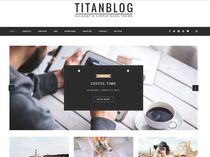 Titanblog