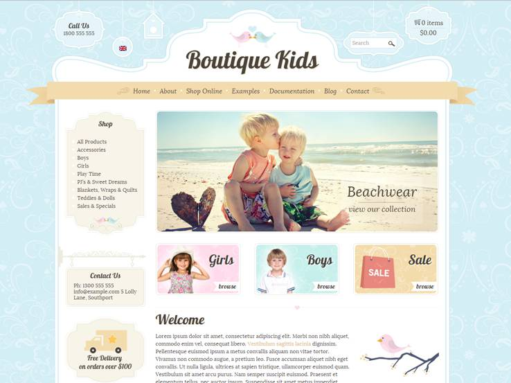 Boutique Kids