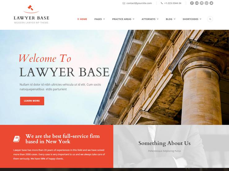 Lawyer Base