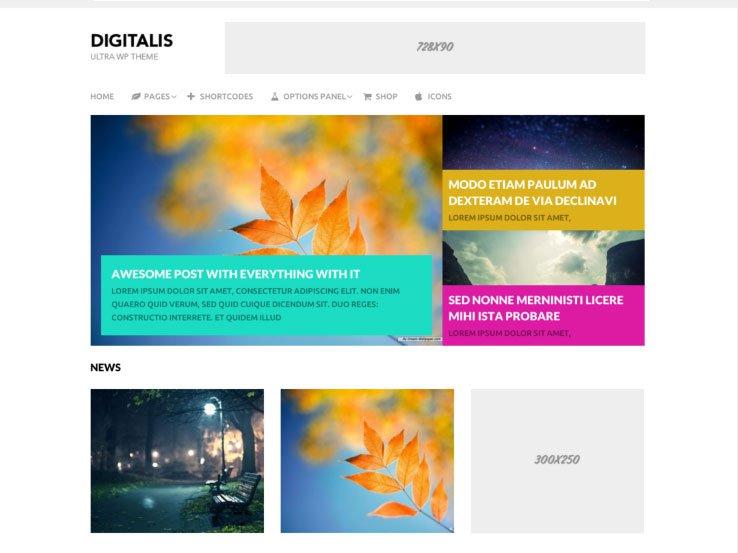 Digitalis by MyThemeShop