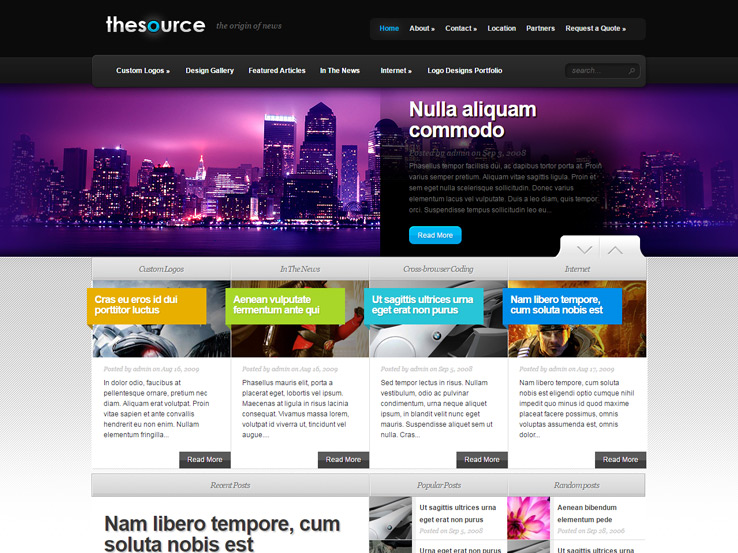 TheSource by ElegantThemes