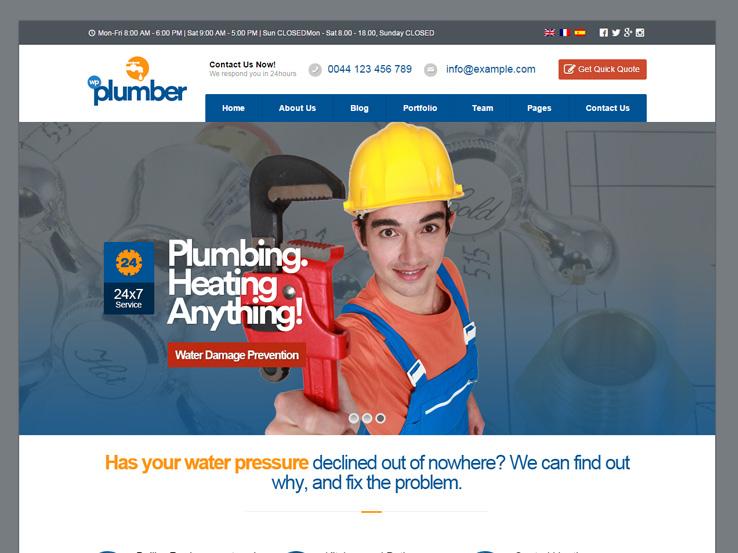 WP Plumber