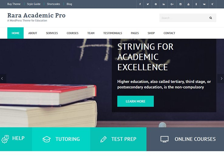 Rare Academic Pro