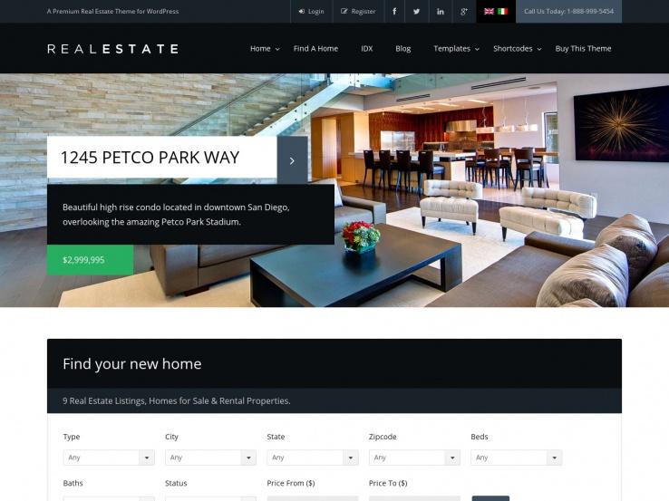 WP Pro Real Estate 6