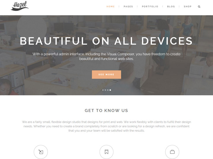 80+ Best Responsive WordPress Themes - The Ultimate List