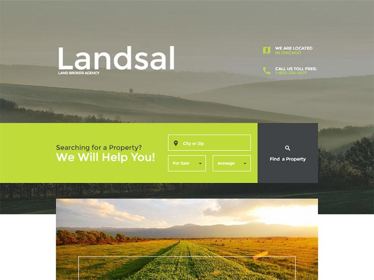 Landsal