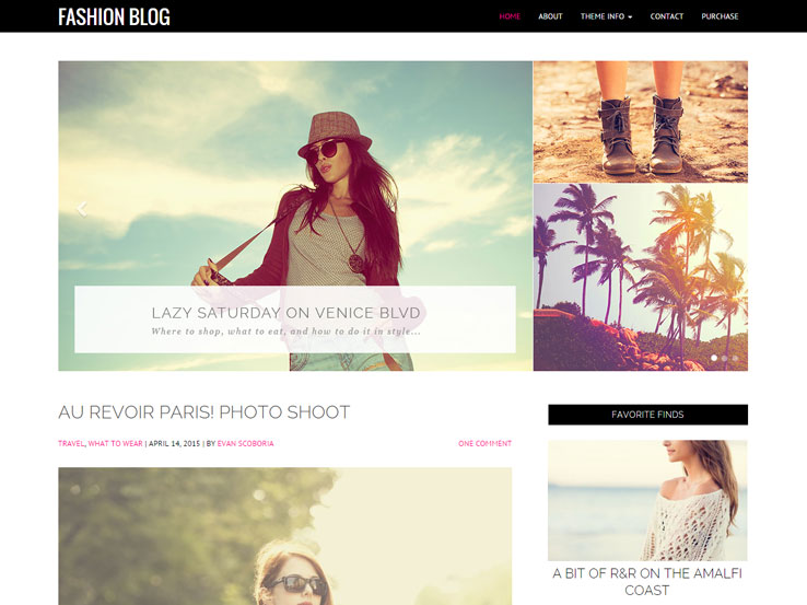 35 amazing wordpress fashion themes 2018 What is style