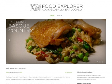 FOOD EXPLORER