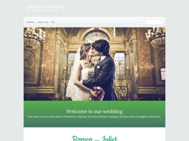 Pilgrim Marriage