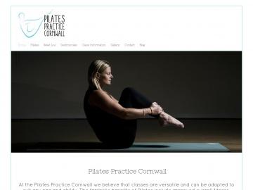 Pilates Practice Cornwall