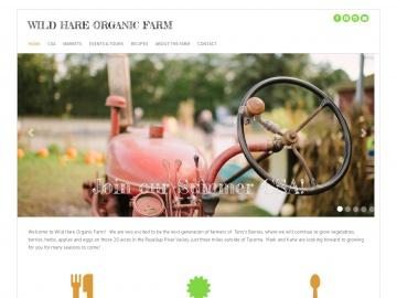 Wild Hare Organic Farm