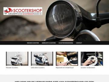 Scootershop Geleen