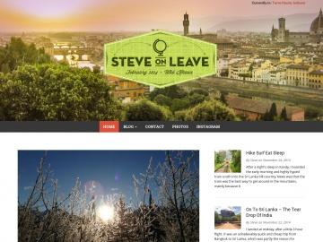 Steve on Leave