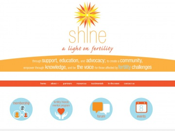 Shine: A Light On Fertility